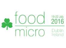 25th International ICFMH Conference – FoodMicro 2016